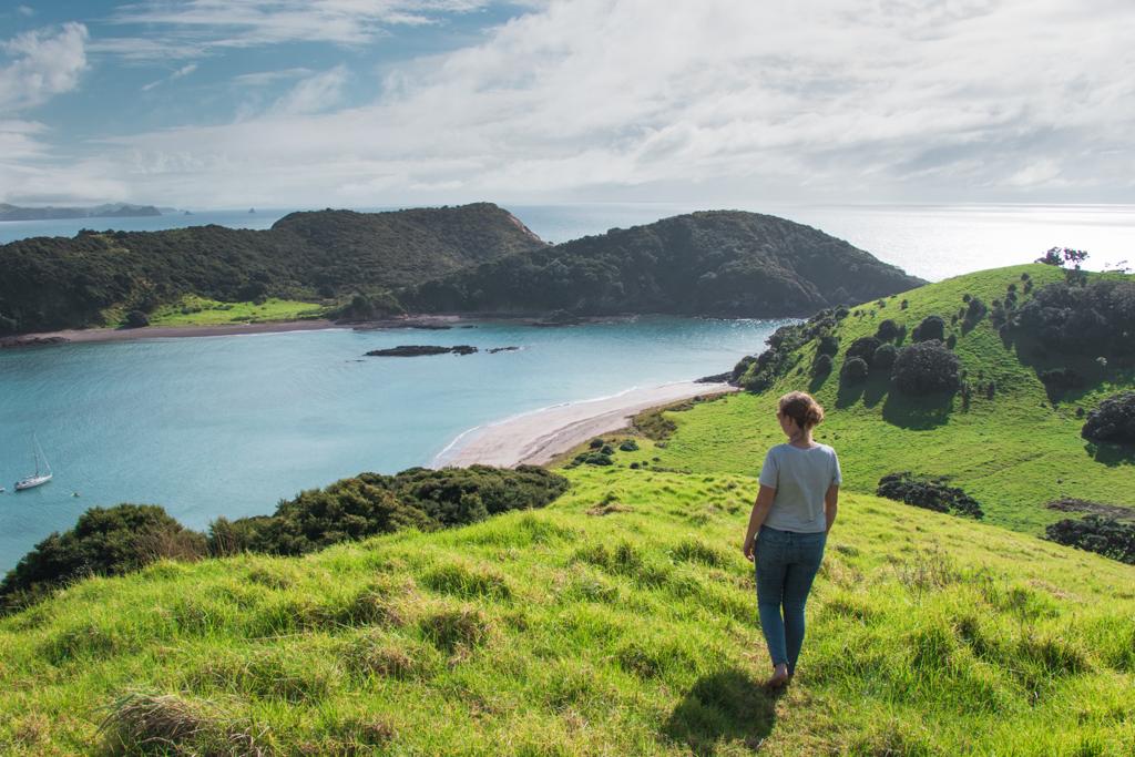 eerste roadtrip in Nieuw-Zeeland