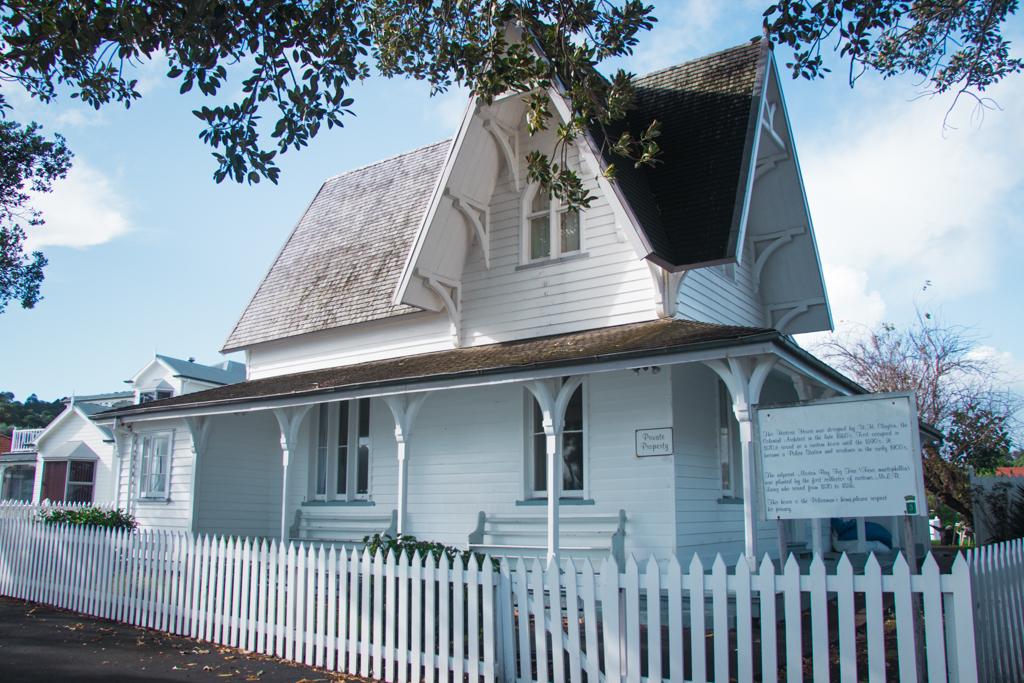 Police office | Russell | Paihia | Bay of Islands | Nieuw-Zeeland