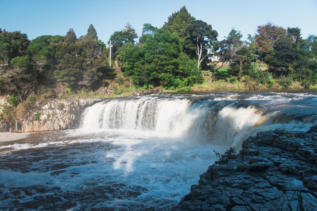 Haruru Falls | Paihia | Bay of Islands | Northland | Nieuw-Zeeland