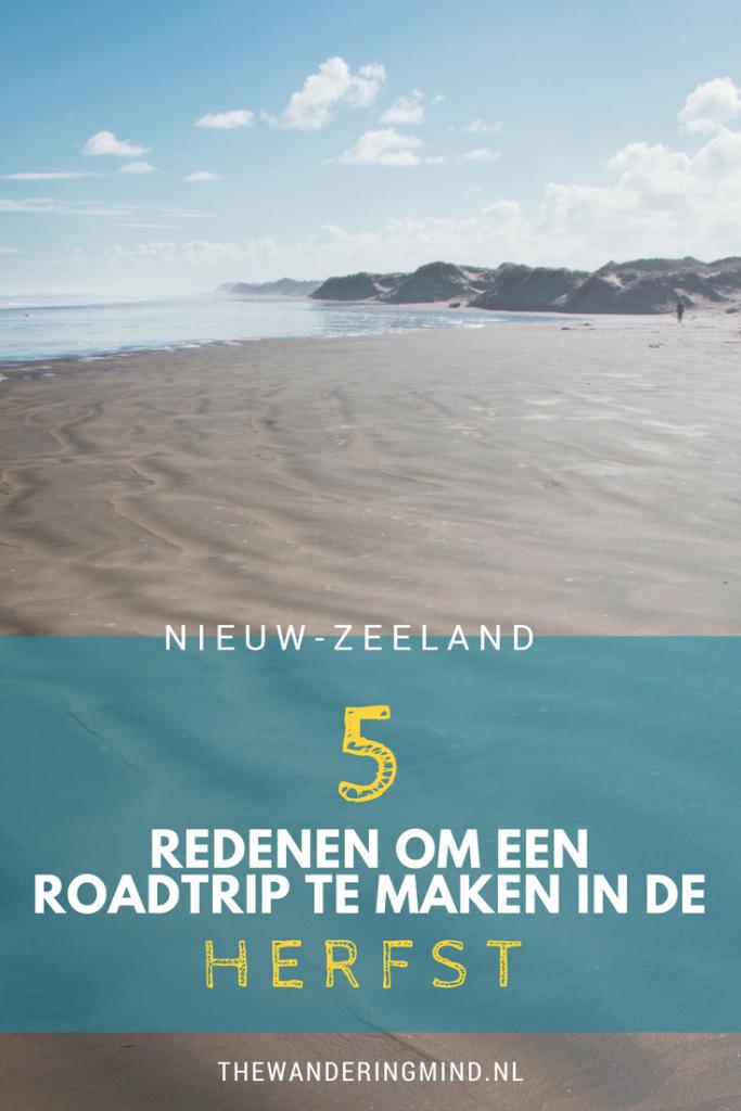 roadtrip | Noordereiland | Zuidereiland | Nieuw-Zeeland | Herfst in Nieuw-Zeeland
