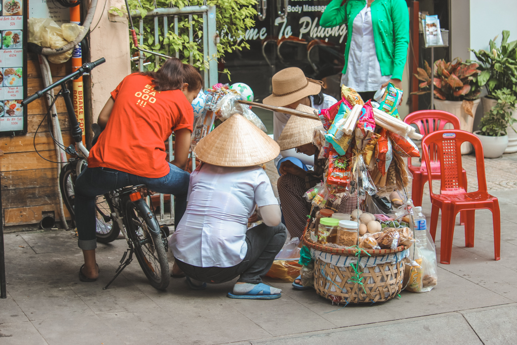 Backpacken in Vietnam | Zuidoost-Azië | Backpacken | Vietnam | Ho Chi Minh City | Saigon | Vietnamees