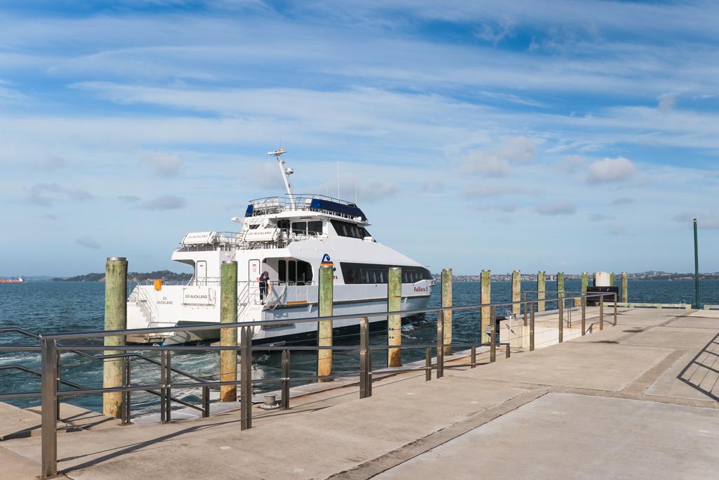 Fullers | Ferries | Rangitoto Island | Auckland | Noordereiland | Nieuw-Zeeland