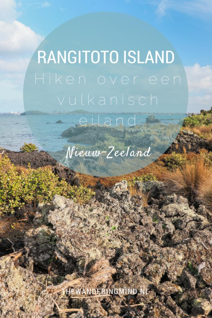 Rangitoto Island | Vulkaan | Auckland | Noordereiland | Nieuw-Zeeland