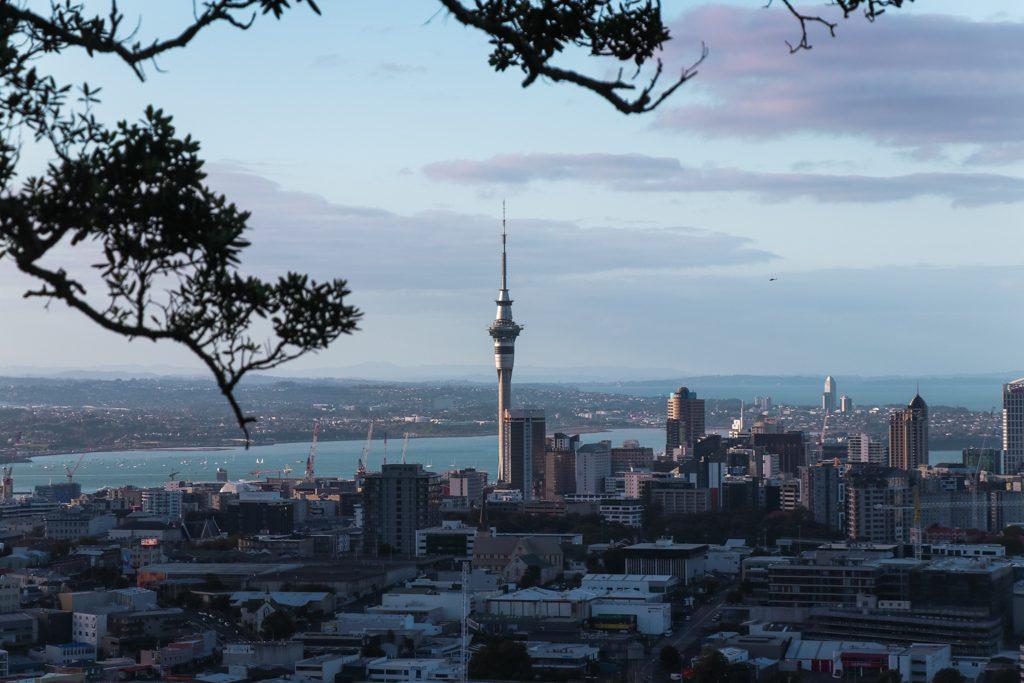 Cityguide Auckland | Auckland bezienswaardigheden | SkyTower | Nieuw-Zeeland