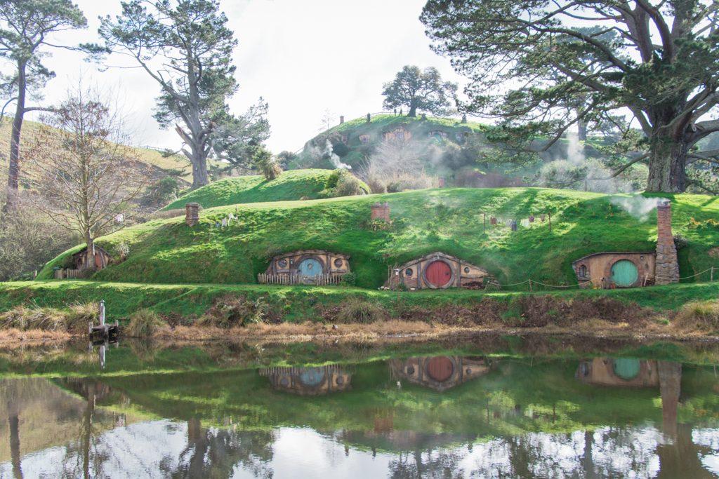 Hobbiton bezoeken   Nieuw-Zeeland   Hobbiton   Matamata   Lord of the Rings   The Shire   The Hobbit   Frodo   Gandalf