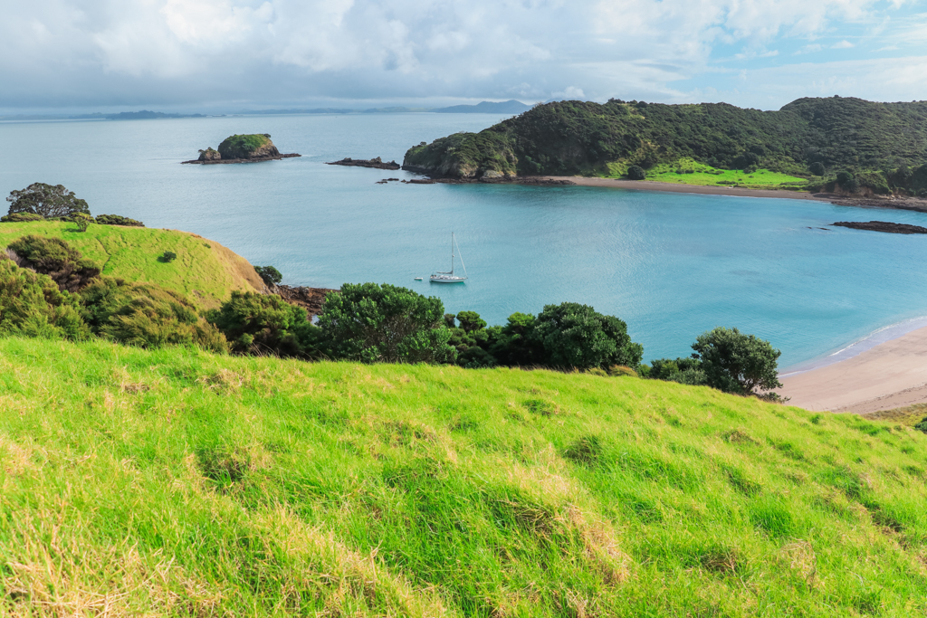 Reisroute Northland | Bay of Islands | Paihia | Russell | Noordereiland | Nieuw-Zeeland | Must do | Must see