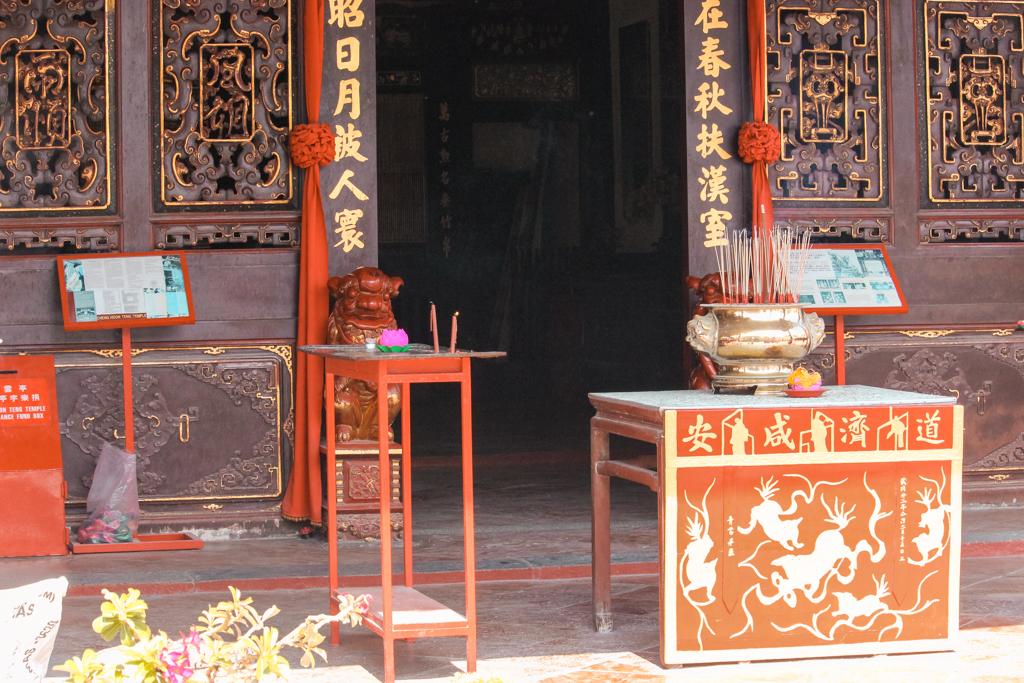 Chinatown Melaka | Doen in Melaka | Dutch Square | Bezienswaardigheden Melakka | Melaka | Malakka | Malacca | Maleisië | Rondreis Maleisië | Zuidoost-Azië