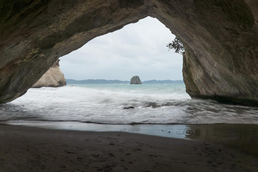 Cathedral Cove | Hot Water Beach | Coromandel Peninsula | Nieuw-Zeeland | Noordereiland | Must do