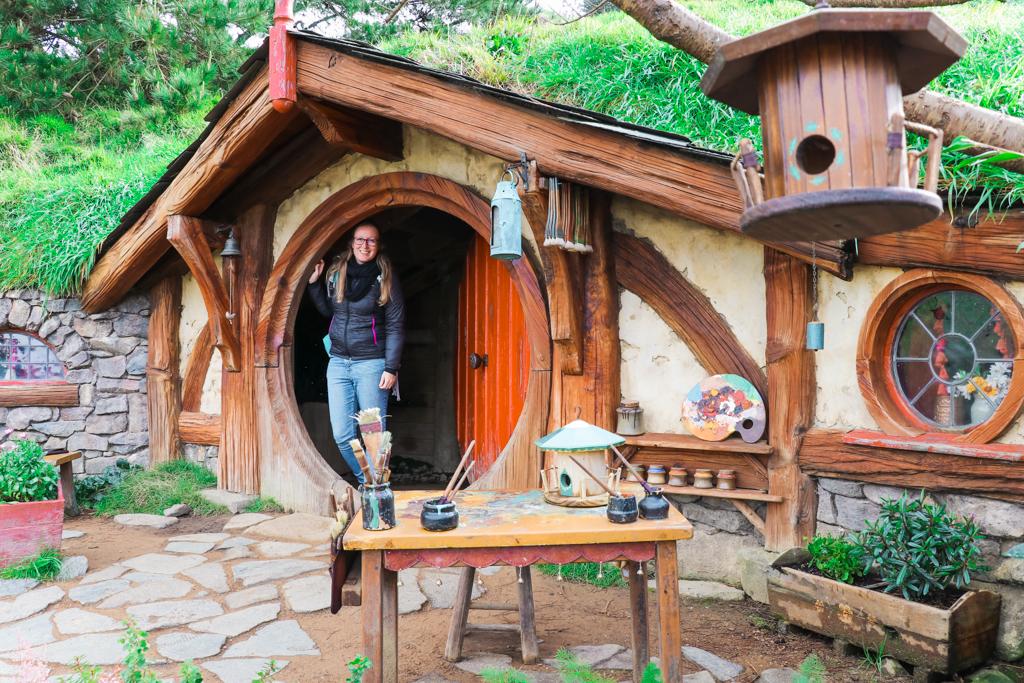 Hobbiton bezoeken | Hobbiton | Hobbiton Movie Set | Auckland | Matamata | Noordereiland | Nieuw-Zeeland | Lord of the Ringds | The Shire | The Hobbit | Frodo