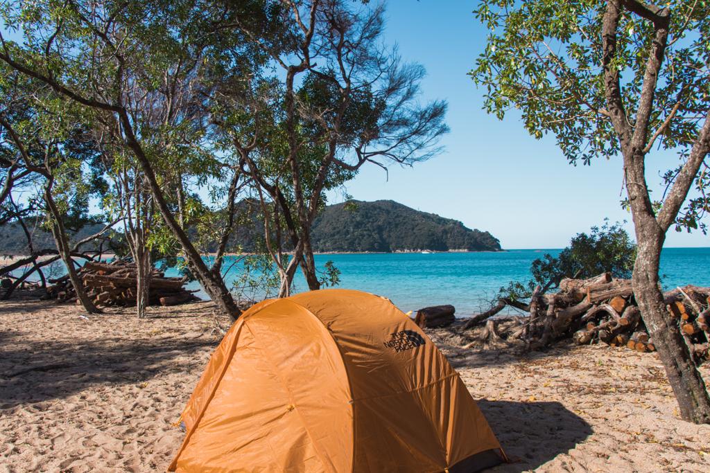 Maandoverzicht september | kamperen Abel Tasman