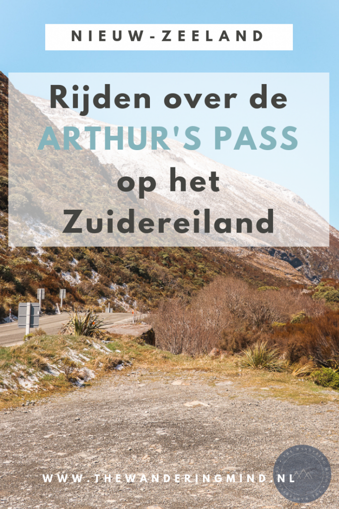 De Arthur's Pass op het Zuidereiland van Nieuw-Zeeland is een van de mooiste routes om te rijden.