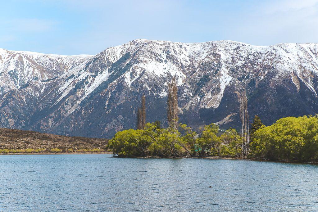 Lake Pearson Arthur's Pass