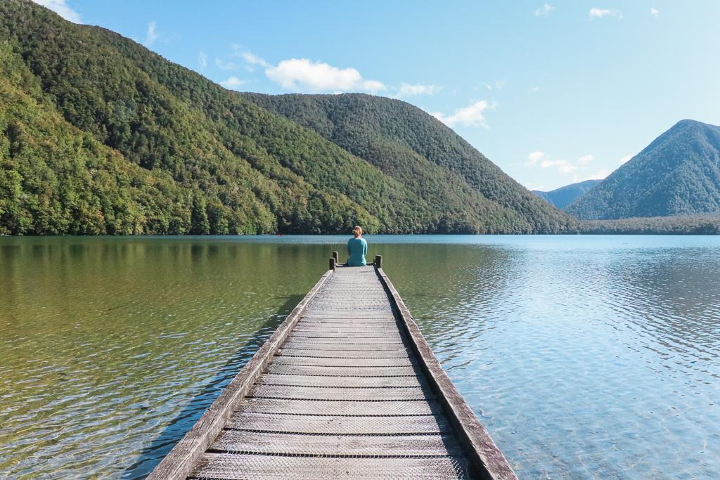 Lake Daniells | Nelson Lakes National Park | Zuidereiland | Nieuw-Zeeland