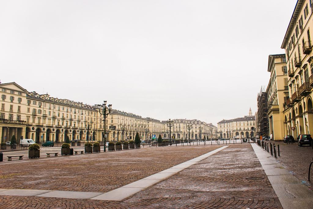 plein in Turijn | Torino | Italië
