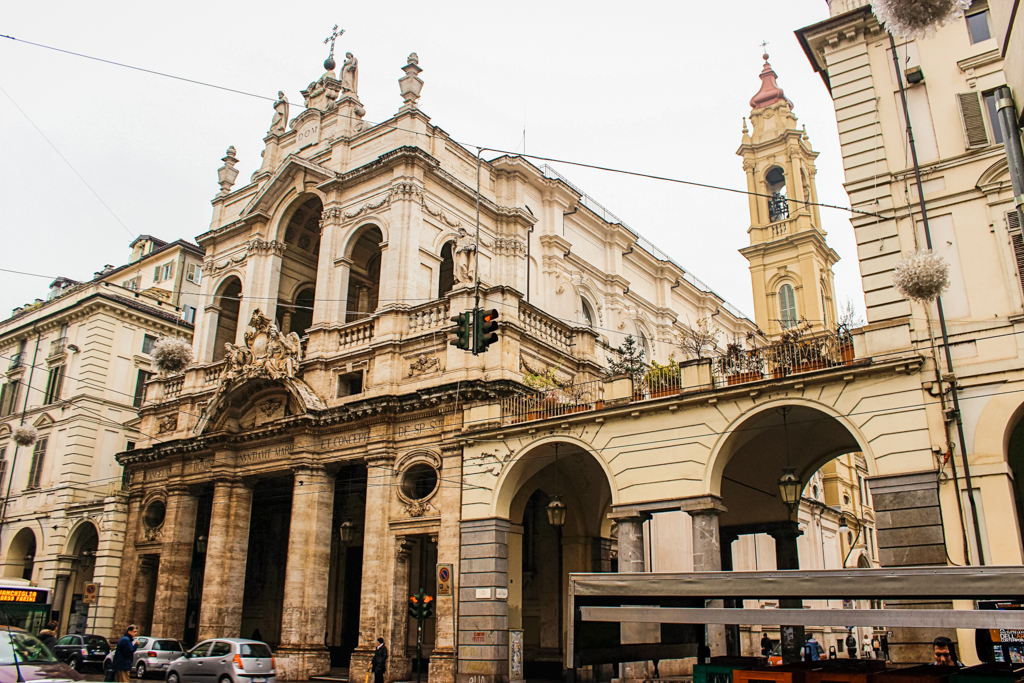 Turijn bezienswaardigheden | klassiek | Italië