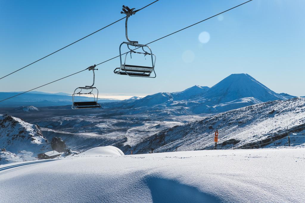Werken Nieuw-Zeeland skigebied | Werken in Nieuw-Zeeland | Skiën Nieuw-Zeeland | Wintersport Nieuw-Zeeland | Werken als backpacker