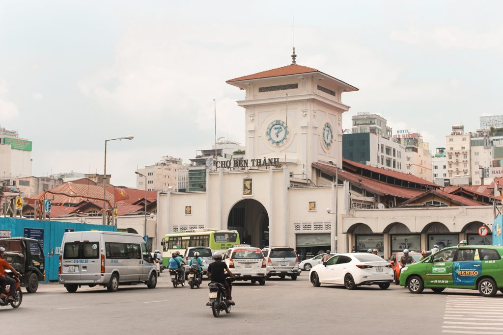 Start your journey across Vietnam in Ho Chi Minh City or Hanoi