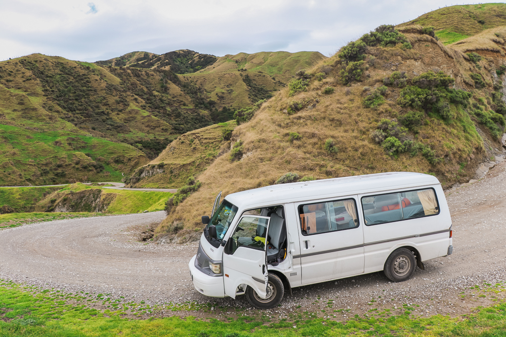 Driving around in New Zealand is such a great adventure