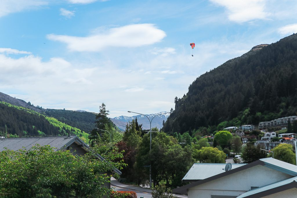 Skydiven boven Queenstown
