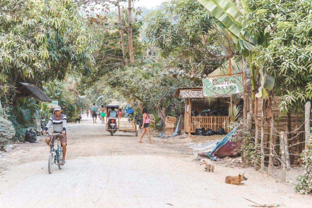 Coco Rico Hostel Port Barton