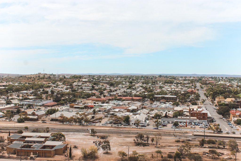 Broken Hill, mijnstad in Australië