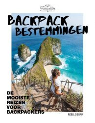 Boekomslag Backpack bestemmingen
