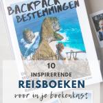 Omslag boek Backpack bestemmingen
