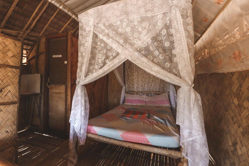 Filipijnen budget: goedkope bungalow in Sibaltan