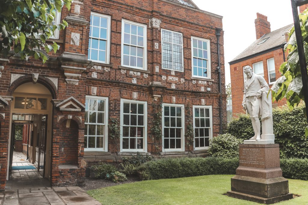 William Wilberforce House Hull