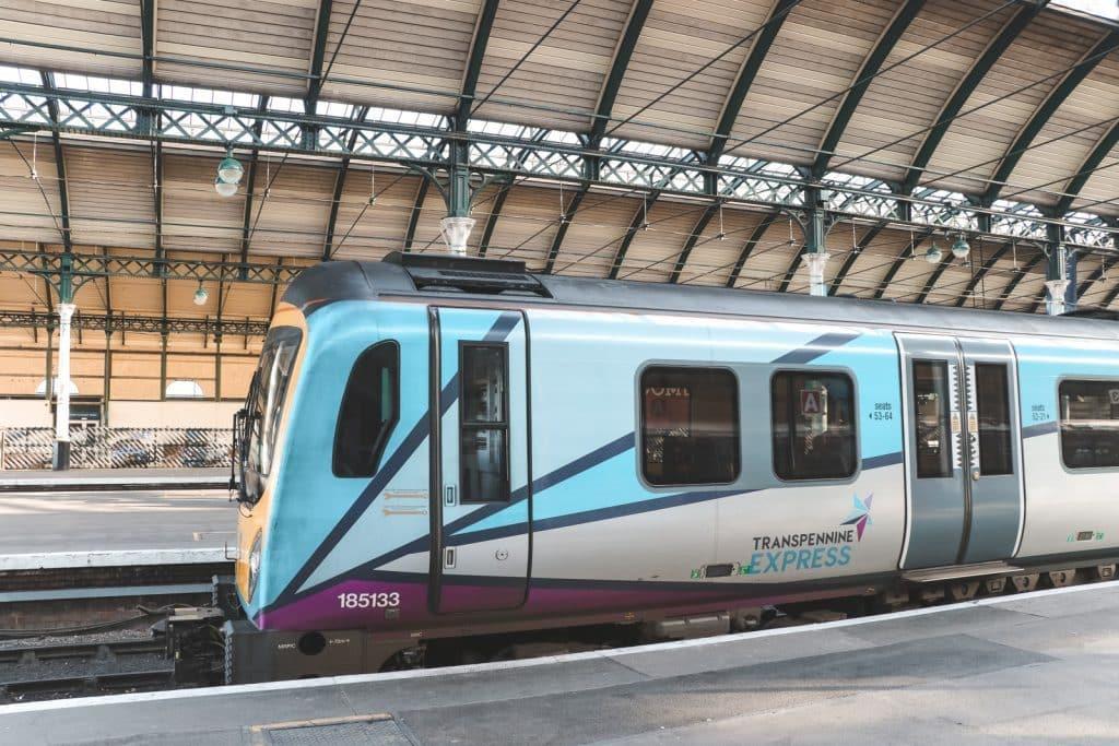 Met de trein door Engeland: de TransPennine Express