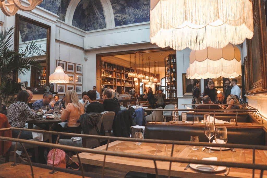 Spaans tapasrestaurant Ibérico in Leeds