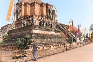 De mooiste tempels in Chiang Mai