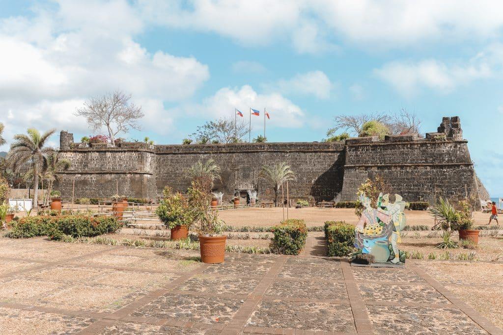 Stenen fort uit 1667 in Taytay