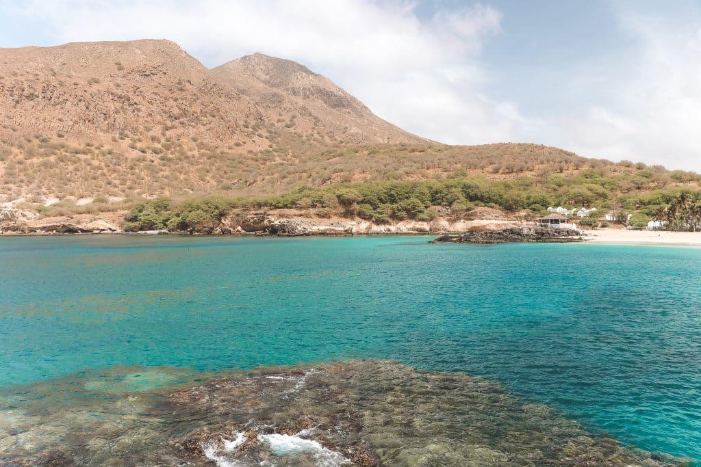 Vakantie naar Kaapverdië? Geniet van de felblauwe oceaan bij Tarrafal