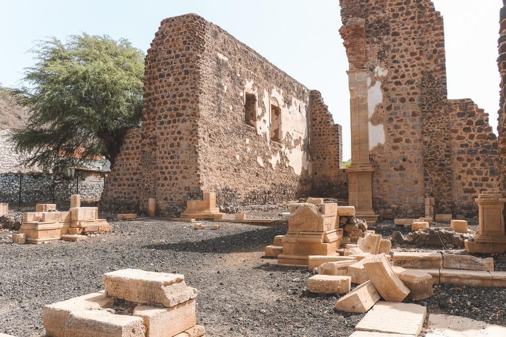 Ruïnes van Sé Kathedraal